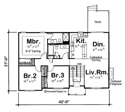Planning a house with a beautiful design house