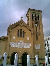 Una de las iglesias de Tetuán. Marruecos