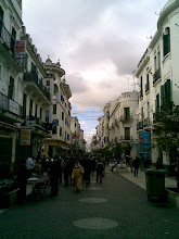 Calle Muhammad V. Tetuán