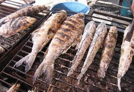 วิธีการทำปลาเผาให้อร่อย
