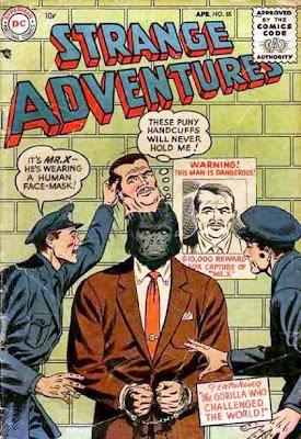 Strange Adventures #55