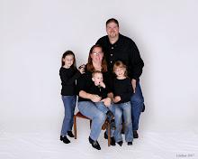 Mark, Staci, Emma, Becca & Matthew