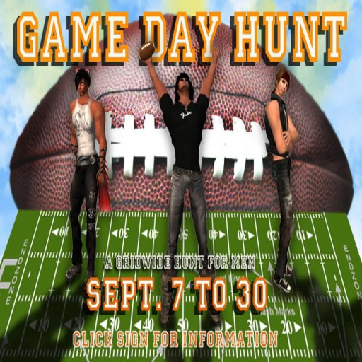 Game Day Hunt