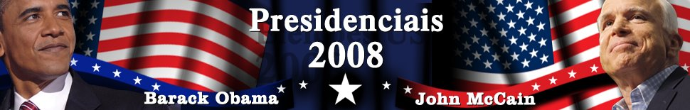Presidenciais EUA 2008