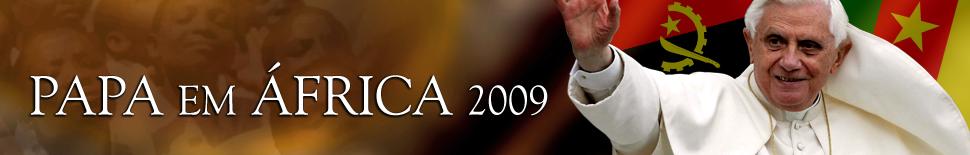 Papa em África 2009