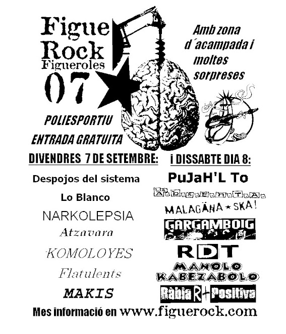 Cartell provisional FigueRock 07