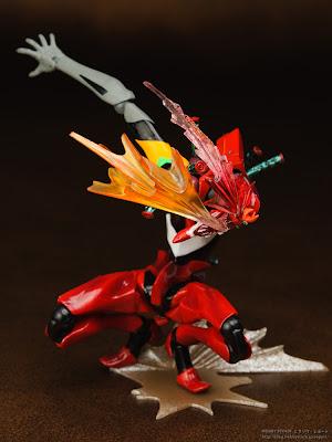 N°090 - Eva 02 Beast Mode 5