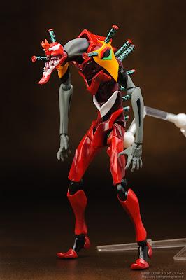 N°090 - Eva 02 Beast Mode 25