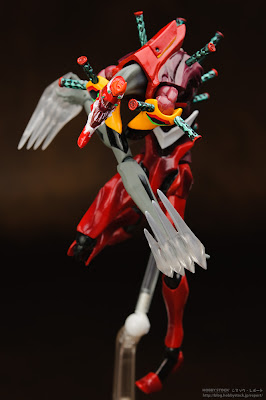 N°090 - Eva 02 Beast Mode 7