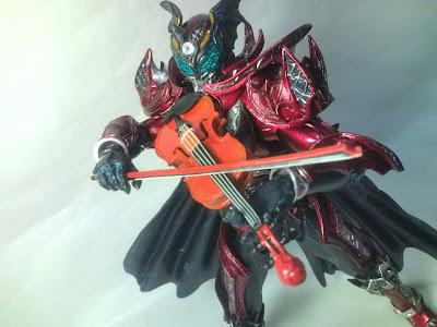 Kamen Rider Dark Kiva Sic Masked Rider Dark Kiva