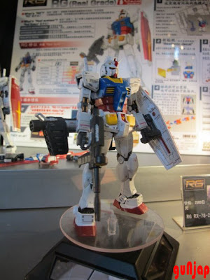 6th China International Anime and Games Expo 2010: Gundam related new products, Large Images
