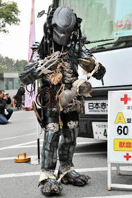 WF2011 Winter: COSPLAY - Gundam, Masked/Kamen Rider & others mechas, No.44 Large Images