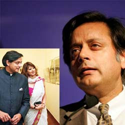 Shashi Tharoor's 3rd Marriage, will marry Kashmiri beautician – Sunanda