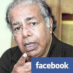 Thilakan on Facebook !