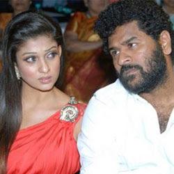 Prabhu-Nayanthara won the best close-up couple award