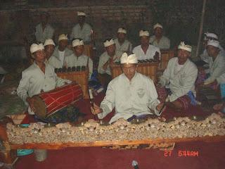 Sekeha Gong Cenik Desa Tamblang