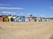 Monday, January 31, 2011 (brighton beach bathing boxes australia )
