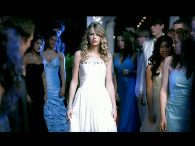 You belong with me, Taylor Swift. Sweet as always!