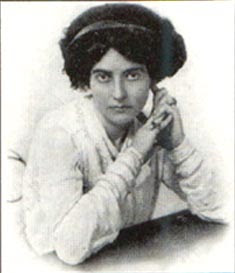 Mary MacLane circa 1911