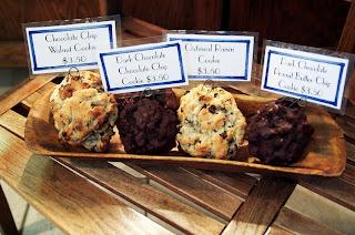 Aurore Taupin Blog A-List Levain Bakery Cookies
