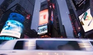 Aurore Taupin Blog Célébrités à New York