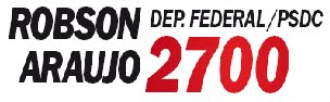 BLOG OFICIAL DE CAMPANHA  ::Robson Araujo 2700