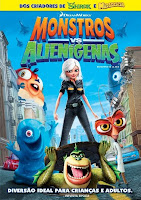 Monstros Vs.Alien%C3%ADgenas DVD capa%5B1%5D Download Filme Monstros vs. Alienígenas   Dublado