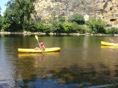 Vitrac canoe