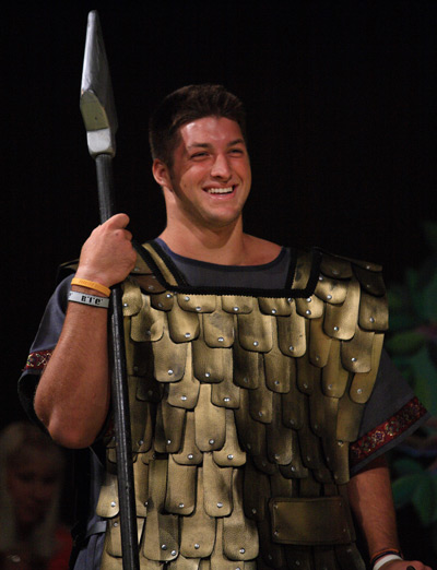 Tebow on Culture Blog  Christians Are Funny Or Tim Tebow Comes To Denver