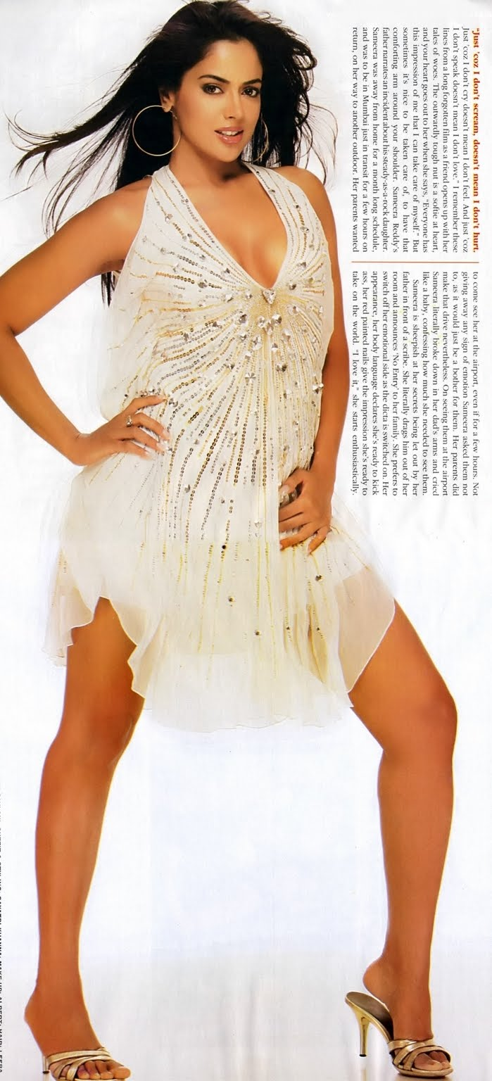 , Sameera Reddy Hot Hot Pics