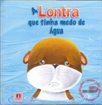 A lontra que tinha medo de água