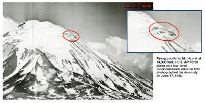 Foto Gunung Ararat Turki