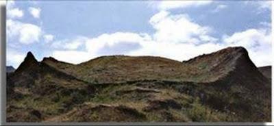 Situs Perahu Nabi Nuh sebelum dibersihkan