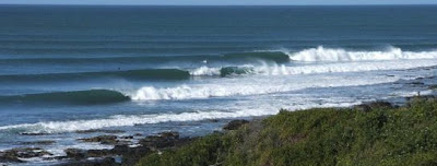 Jeffreys Bay, África do Sul