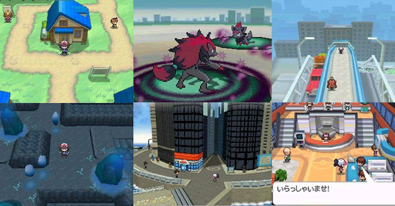 Now, Pokemon Black and White is scheduled to be released in North America on