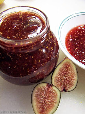 how to make fig jam with pectin