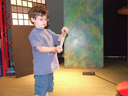 DNA Day at the Science Center