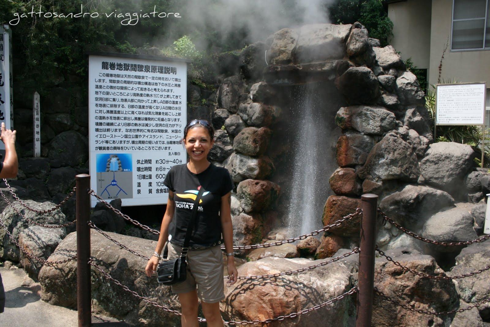 gattosandro viaggiatore - travel blog: A Beppu tra inferni ...