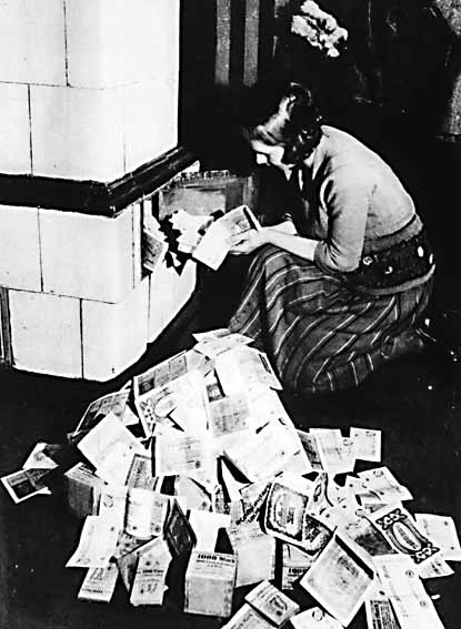 covertress: Weimar Republic Hyperinflation Redux