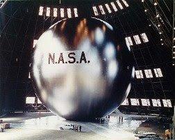 Echo 1, Balon Satelit
