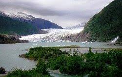 Desa orang eskimo tenggelam karena meningkatnya suhu cuaca