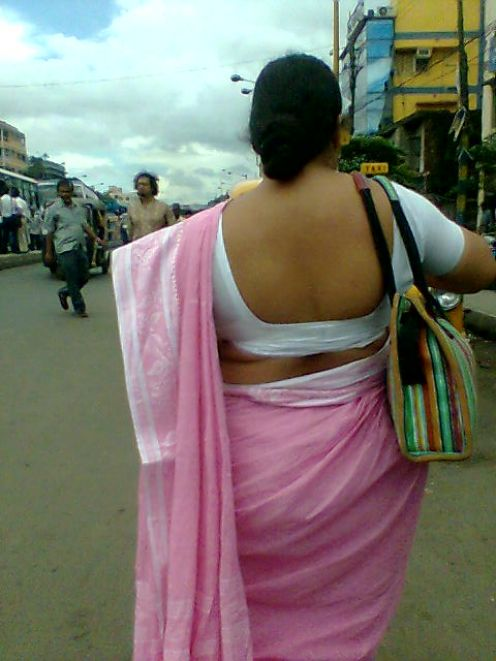 mallu aunties sexy back show in blouse 2 fashion latest