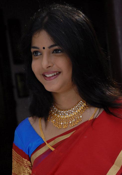 nichole saree glamour  images