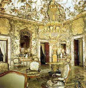 Sociolinguistico barroco y rococ for Decoracion rococo
