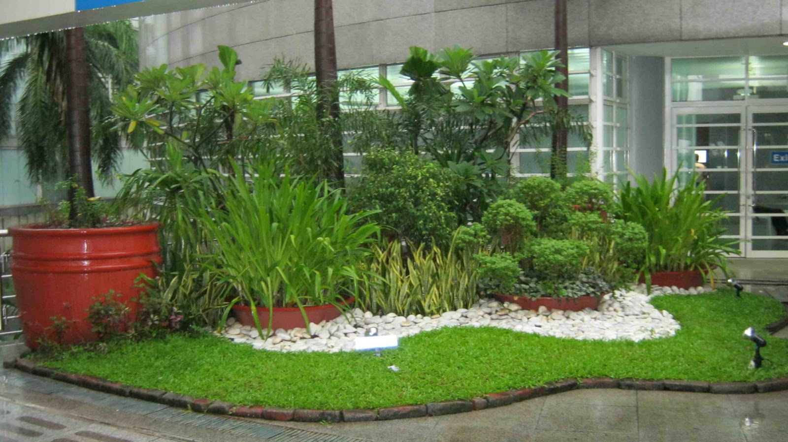 Philippine gardener for Pocket garden designs philippines