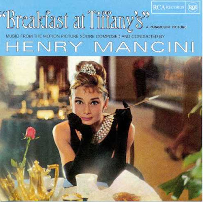 Breakfast at Tiffany's Soundtrack CD