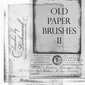 brushes vintage