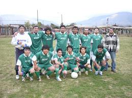 Union El Bajo, Sub Campeon 119 Años Chincolco