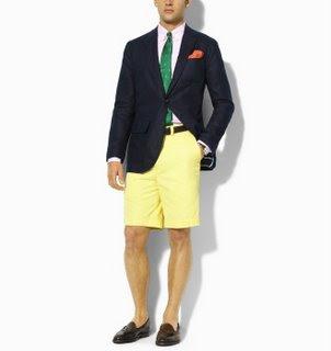 S/Summer '09  Men = Blazer, Cardigans & Shorts | D.E.E.L.A.M.I