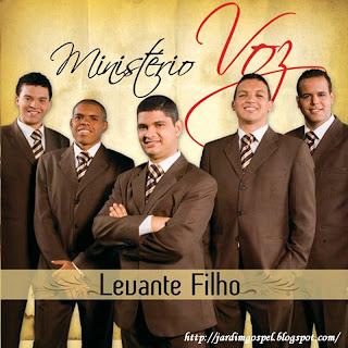 Minist%C3%A9rio+VOZ+capa Ministério Voz   Levante Filho (Voz)